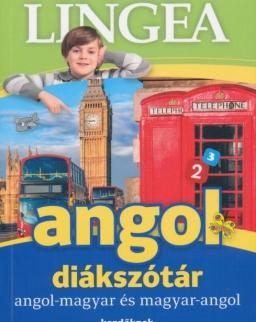 Angol diákszótár / angol - magyar és magyar-angol kezdőknek