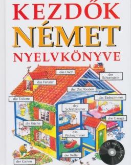 Kezdők Német Nyelvkönyve CD melléklettel