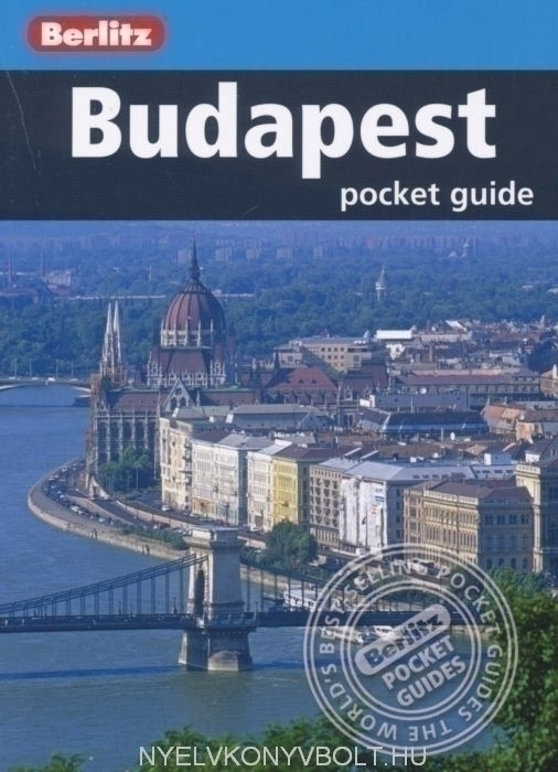 Berlitz Budapest Pocket Guide
