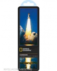 National Geographic 3-D Bookmark - Space Shuttle