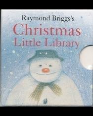 Raymond Brigg's Christmas Little Library Board Books (4)