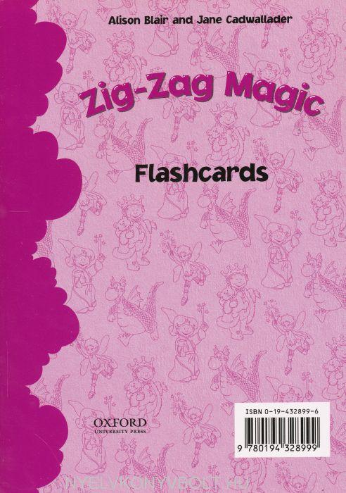 Zig-Zag Magic Flashcards