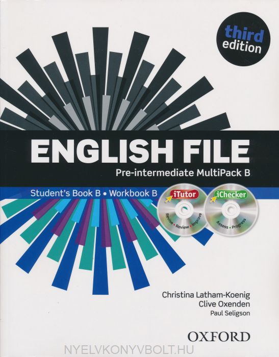 English File 3rd Edition Pre-Intermediate Multipack B