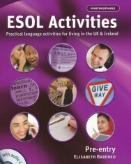 ESOL Activities Pre-Entry - Photocopiable with Audio CD
