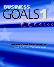 Business Goals 1 Audio Cassette