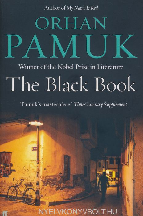 Orhan Pamuk: The Black Book