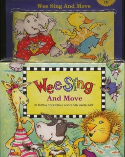 Wee Sing and Move with Audio CD