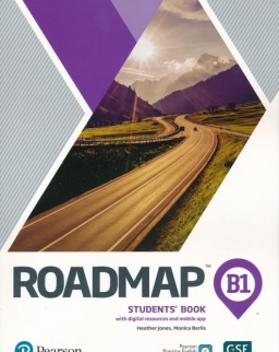 Roadmap B1 Student's Book with digital resources & mobile app