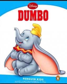 Dumbo - Penguin Kids Disney Reader Level 1