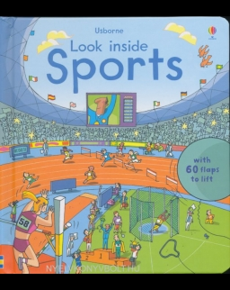Usborne Look Inside Sports
