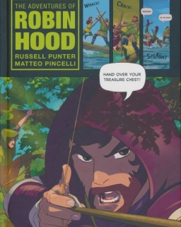 Usborne The Adventures of Robin Hood (Usborne Graphic Legends)