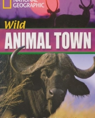Wild Animal Town - Footprint Reading Library Level B1