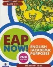 EAP Now! English for academic purposes Student's book 2nd edition