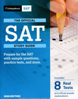 The Official SAT Study Guide 2020 Edition