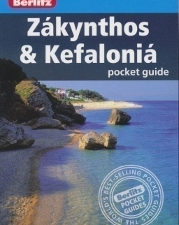 Berlitz Zákynthos & Kefaloniá Pocket Guide Third Edition