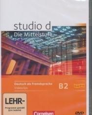 Studio D - Die Mittelstufe B2 Videoclips DVD