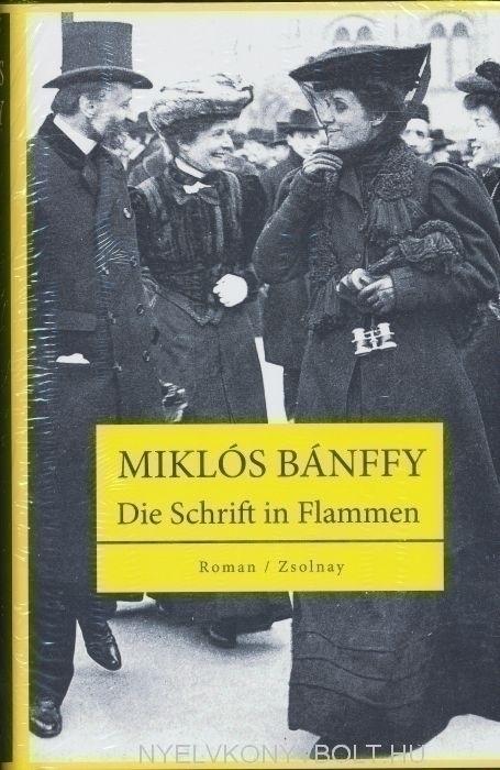 Bánffy Miklós: Die Schrift im Flammen