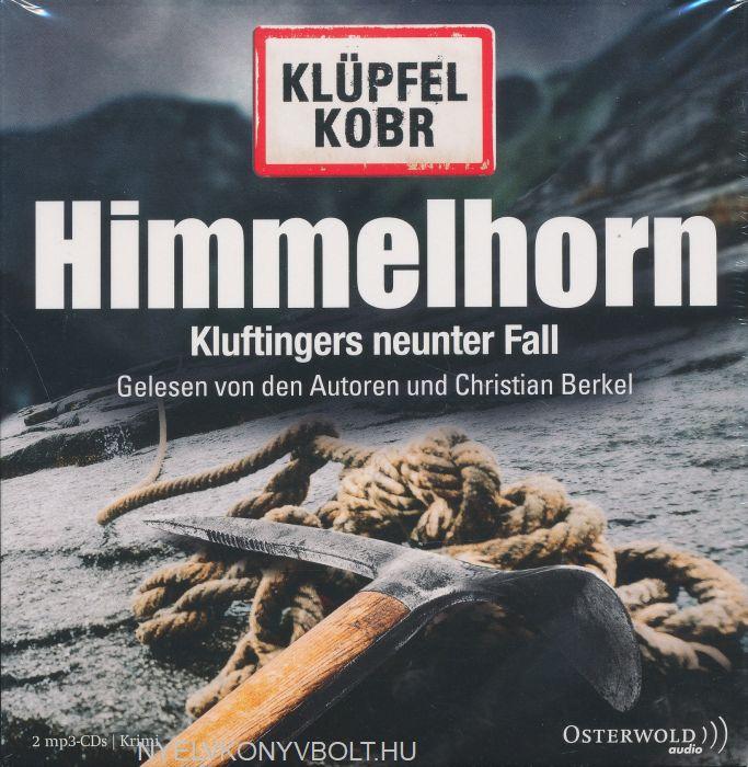 Volker Klüpfel: Himmelhorn: Kluftingers neunter Fall - Hörbuch