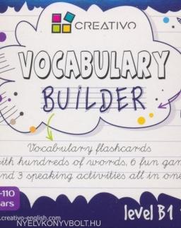 Vocabulary Builder - Level B1 - Flashcards