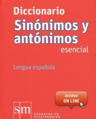 Diccionario Sinónimos y Antónimos Esencial Lengua Espanola