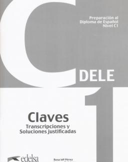 Preparación al Diploma de Espanol  - DELE C1 Claves