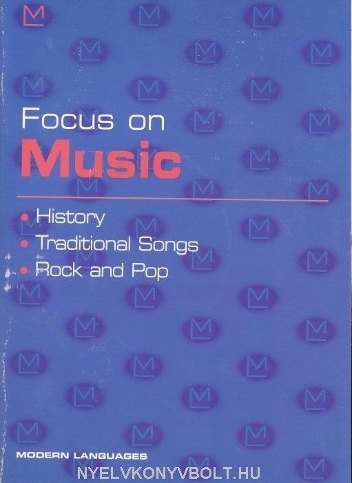Focus on Music + Audio CD