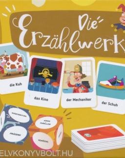 ELI Language Games: Die Erzählwerkstatt - Deutsch spielend lernen (Társasjáték)