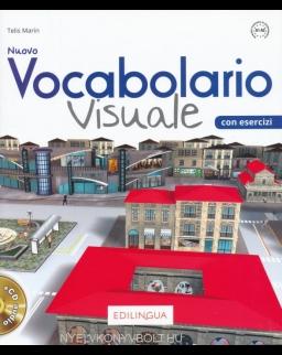Nuovo Vocabolario Visuale - Dizionario Ilustrato Per Stranieri - Libro dello studente con esercizi + CD-Audio