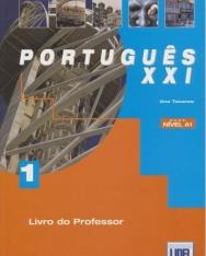 Portugués XXI Nível 1 - Livro do Professor