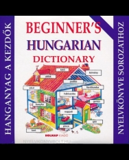 Beginner's Hungarian Dictionary CD - Kezdők magyar nyelvkönyve új kiadás CD