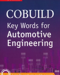 Collins Cobuild Key Words for Automotive Engineering with Downloadable Audio