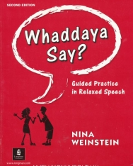 Whaddaya Say? - Guided Practice in Relaxed Speech