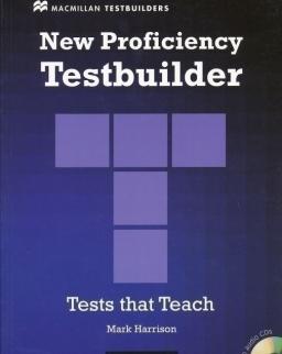 New Proficiency Testbuilder with Answer Key & Audio CDs