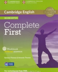 Complete First  Workook without Answers & Audio CD