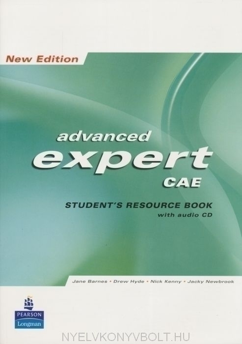 Advanced Expert CAE New Edition Students Resource Book no Key/CD Pack