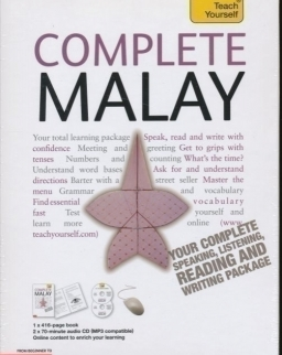 Teach Yourself - Complete Malay from Beginner to Level 4 Book & Audio Online