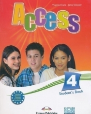 Access 4 Student's Book with ieBook CD