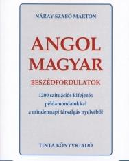 Angol-Magyar Beszédfordulatok - Tinta Kiadó