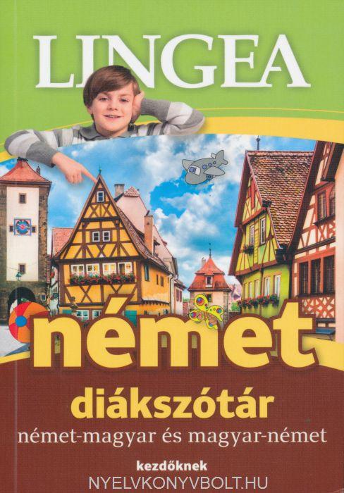 Német diákszótár / német - magyar és magyar - német kezdőknek