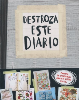 Keri Smith: Destroza Este Diario Gris