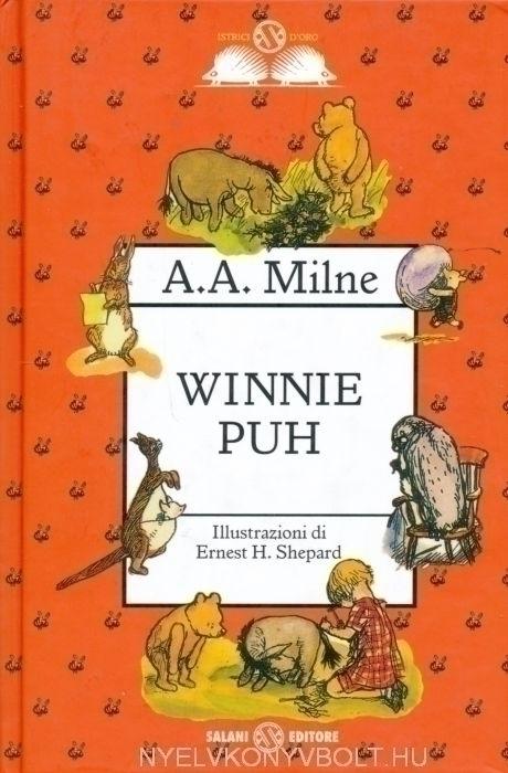 A. A. Milne: Winnie Puh (Micimackó olasz nyelven)