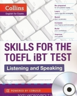 Skills for the TOEFL iBT Test: Listening and Speaking with CDs
