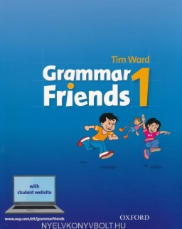 Grammar Friends Student's Book 1 with students website