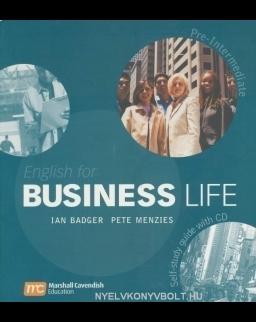 English for Business Life Pre-Intermediate Self-study guide + Audio CD(s)