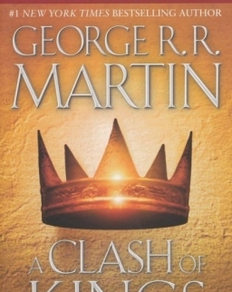 George R. R. Martin: A Clash of Kings - A Song of Ice and Fire  Book 2