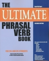 The Ultimate Phrasal Verb Book for ESL and EFL Student's - 2nd Edition