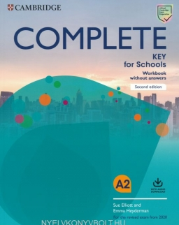 Complete Key for Schools Workbook without Answers + Audio Download - For the Revised Exam from 2020