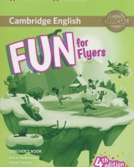 Fun for Flyers 4th Edition Teacher's Book with Downloadable Audio