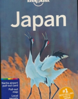 Lonely Planet - Japan Travel Guide (16th Edition)