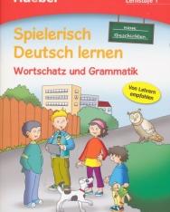 Spielerisch Deutsch lernen – neue Geschichten – Wortschatz und Grammatik – Lernstufe 1